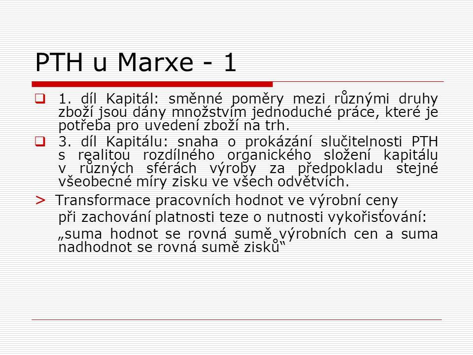 PTH u Marxe - 1  1.