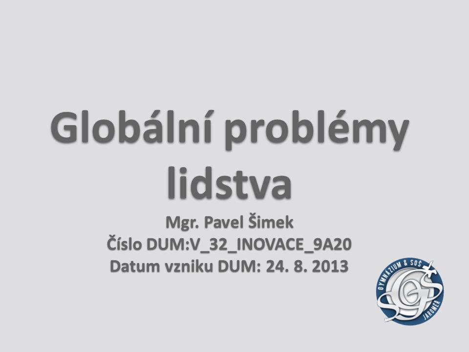 Několik otázek na závěr … Jmenujte alespoň jednu oblast ČR narušenou průmyslovou nebo zemědělskou výrobou.