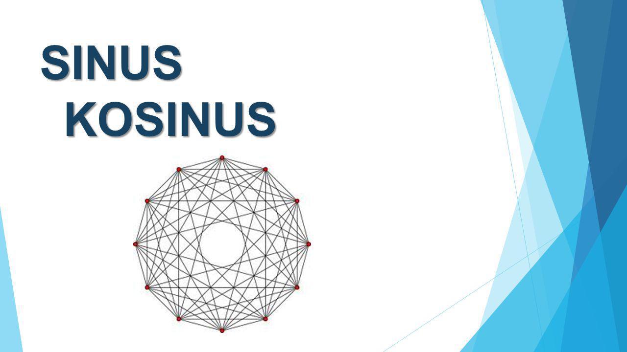 VLASTNOSTI GONIOMETRICKÝCH FUNKCÍ  Funkce sinus a kosinus patří mezi goniometrické funkce.