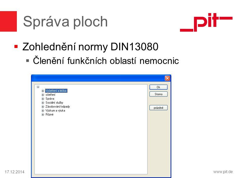 www.pit.de VDI 3805  Chladící technika 17.12.2014Strana: 30www.pitsoftware.cz /