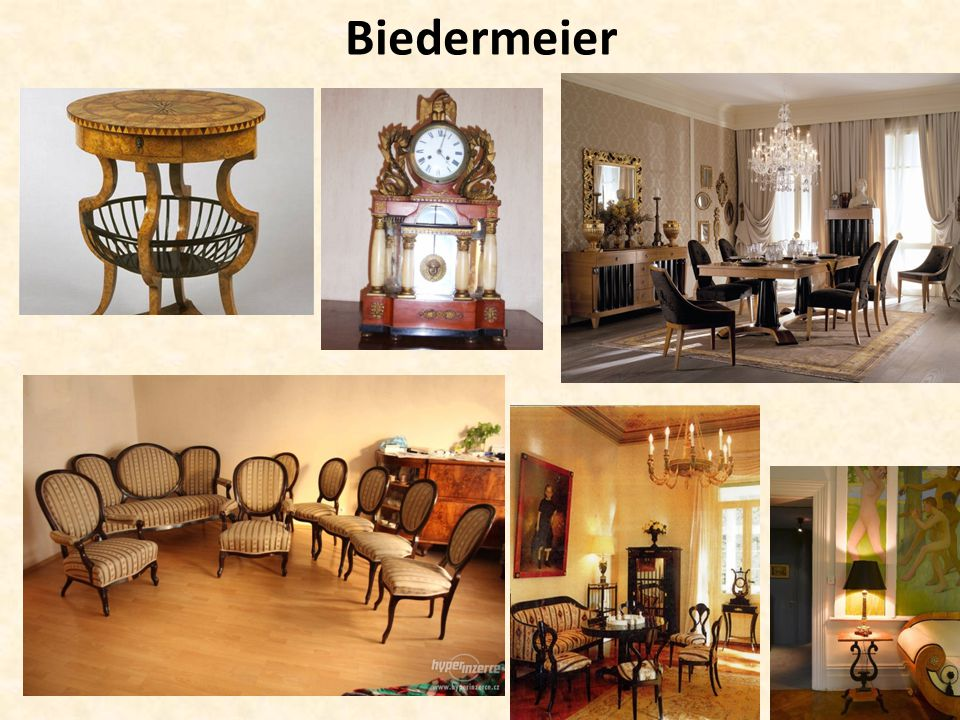 13)http://www.svet-bydleni.cz/bydleni-1/zajimavosti/biedermeier-styl-plny- fantazie-a-hravosti.aspxhttp://www.svet-bydleni.cz/bydleni-1/zajimavosti/biedermeier-styl-plny- fantazie-a-hravosti.aspx 14)http://www.svet-bydleni.cz/bydleni-1/interier-v-romantickem-retro-stylu.aspxhttp://www.svet-bydleni.cz/bydleni-1/interier-v-romantickem-retro-stylu.aspx 15)http://starozitnosti.hyperinzerce.cz/starozitny-nabytek/inzerat/5052412-sada- nabytku-z-konce-19-stoleti-ve-stylu-biedermeier-nabidka-praha/http://starozitnosti.hyperinzerce.cz/starozitny-nabytek/inzerat/5052412-sada- nabytku-z-konce-19-stoleti-ve-stylu-biedermeier-nabidka-praha/ 16)http://www.antiquemobel.cz/ad-12150-sloupkove-hodiny-biedermeier.htmlhttp://www.antiquemobel.cz/ad-12150-sloupkove-hodiny-biedermeier.html 17)http://zena-in.cz/clanek/natraveny-bramborovy-salat-za-pouhych-25-000-no- nekup-to/kategorie/dum-a-bythttp://zena-in.cz/clanek/natraveny-bramborovy-salat-za-pouhych-25-000-no- nekup-to/kategorie/dum-a-byt 18)http://www.bam.brno.cz/objekt/c176-najemni-dum-pro-stavebni-druzstvo- freundschaft?filter=codehttp://www.bam.brno.cz/objekt/c176-najemni-dum-pro-stavebni-druzstvo- freundschaft?filter=code 19)http://www.svet-bydleni.cz/bydleni-1/historie-bydleni-v-casech-klasicismu-a- empiru-2-dil.aspxhttp://www.svet-bydleni.cz/bydleni-1/historie-bydleni-v-casech-klasicismu-a- empiru-2-dil.aspx 20)http://www.reality- abon.cz/news/stavba_zahrada_exterier/2008/5/18/zmizi_cinzovni_domy.htmlhttp://www.reality- abon.cz/news/stavba_zahrada_exterier/2008/5/18/zmizi_cinzovni_domy.html 21)http://archiv.frydek-mistek.cz/omeste_text/http://archiv.frydek-mistek.cz/omeste_text/ 22)http://www.kctkoprivnice.cz/akce/rok2008/beseda-rozvoj-prumyslu-v-nasem- kraji/zhodnoceni/http://www.kctkoprivnice.cz/akce/rok2008/beseda-rozvoj-prumyslu-v-nasem- kraji/zhodnoceni/ 23)http://www.mistopis.eu/mistopiscr/podbrdsko/cernosicko/dobrichovice.htmhttp://www.mistopis.eu/mistopiscr/podbrdsko/cernosicko/dobrichovice.htm 24)http://turistickyatla
