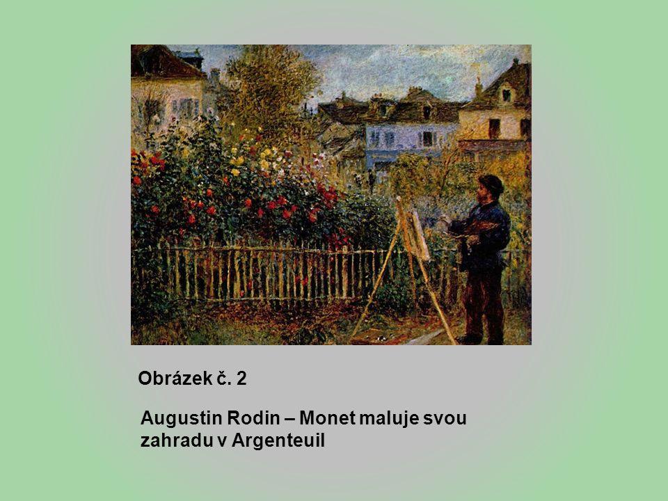 Obrázek č. 11 Georges Seurat – La Parade (pointilismus)