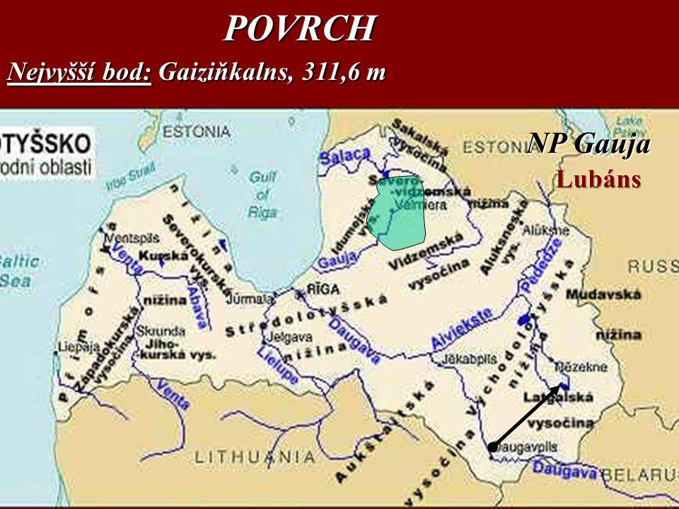 Ventspils, Největší města : Júrmala Nejdůležitější přístavy : Riga, Daugavpils, Jelgava, Riga, Liepája
