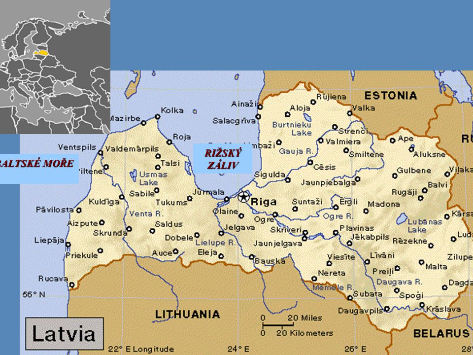 "LOTYŠSKÁ REPUBLIKA ""Latvijas Republika"