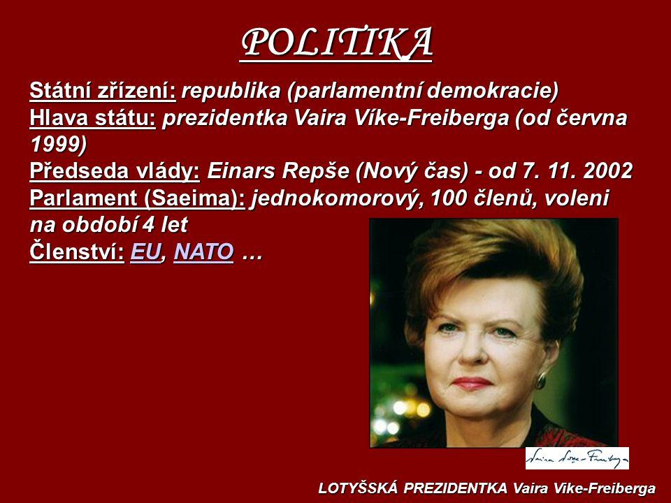 1994 - ukončen odchod ruských (pův. sovětských) vojsk z území Lotyšska 1993 – národní měna Lotyšska ( LAT) 1993 – národní měna Lotyšska ( LAT) 1995 -