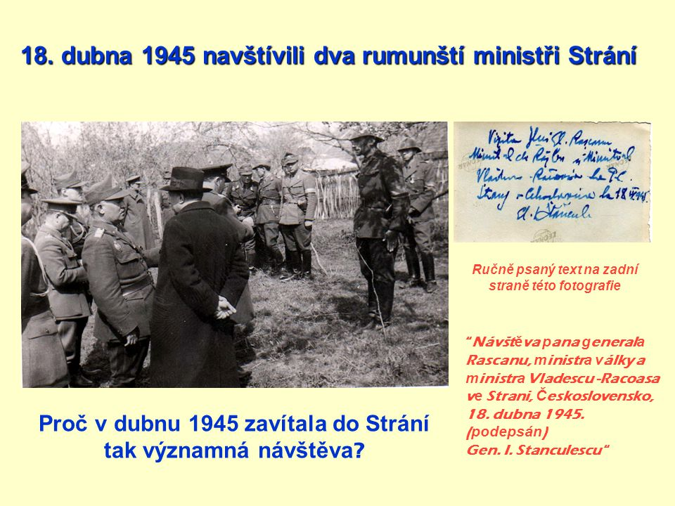 Zapojení Rumunské armády, den osmý, 23. duben 1945
