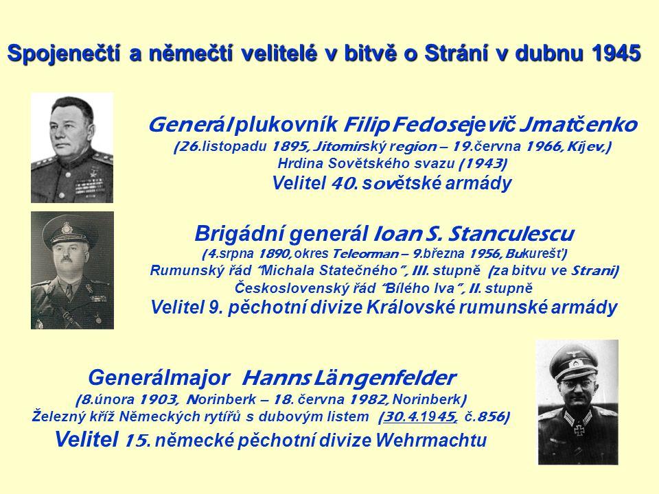 Gener á l plukovník Filip Fedose je vi č Jmat č enko (26.listopadu 1895, Jitomir ský r egion – 19.června 1966, Ki j ev,) Hrdina Sovětského svazu (1943