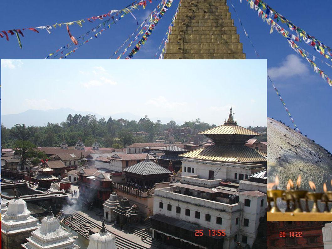 Káthmandú ●N●Největší město Nepálu (1,5 mil. obyvatel)