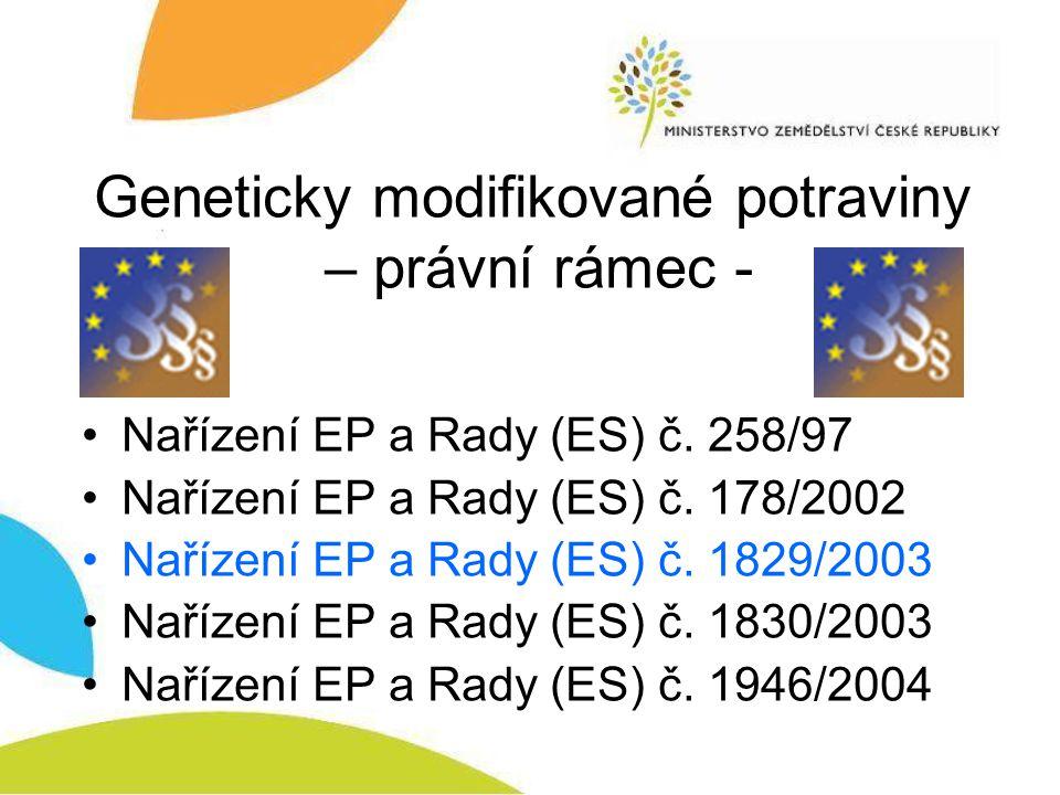 Nařízení Evropského parlamentu a Rady č.