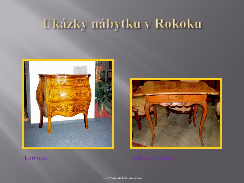 komodaodkladní stolek