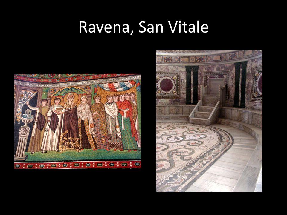 Ravena, San Vitale