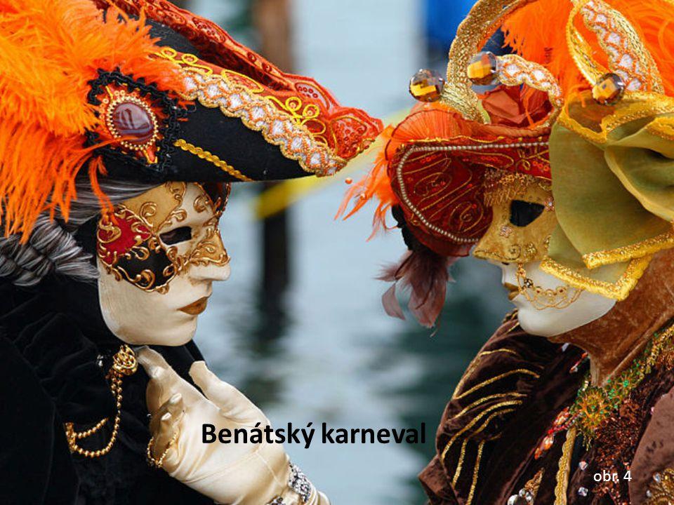Benátský karneval obr. 4