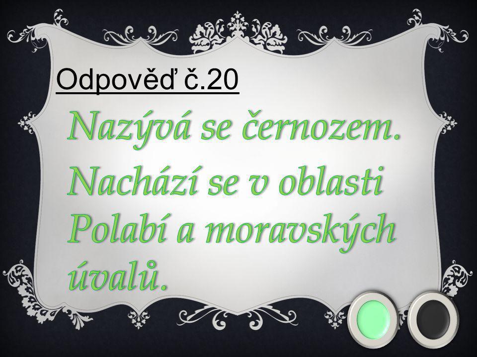 Otázka č.20