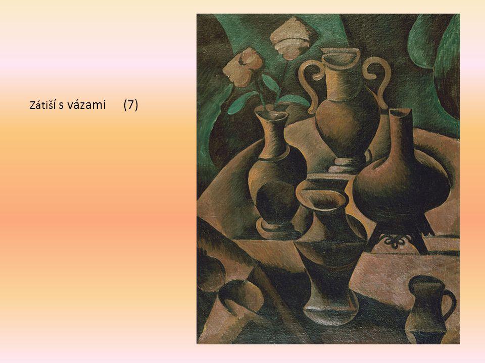 Zátiš í s vázami (7)