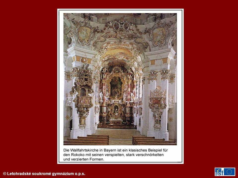 Obsah Charakteristika rokoka Sochařství Malířství Architektura Užité umění