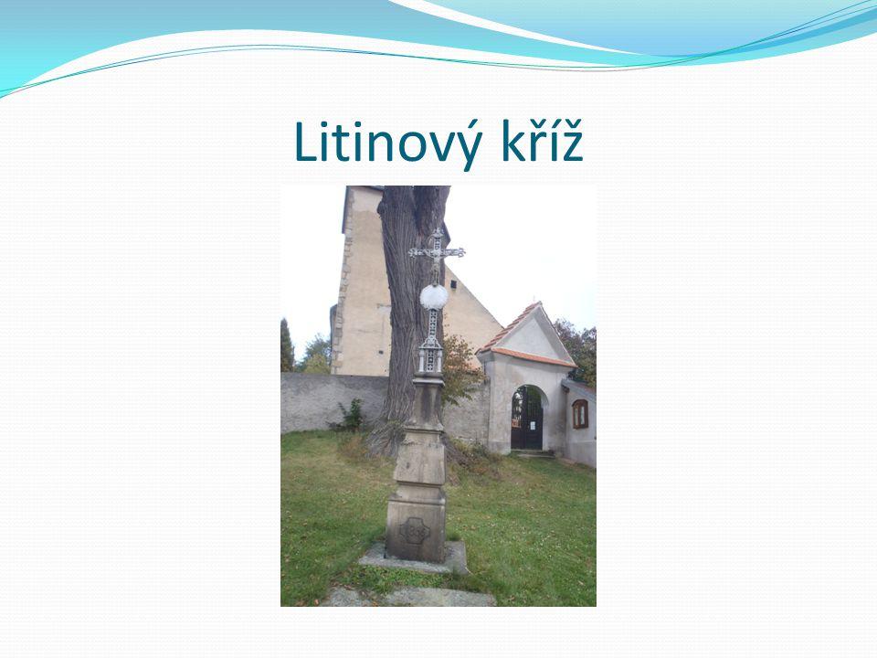 Litinový kříž