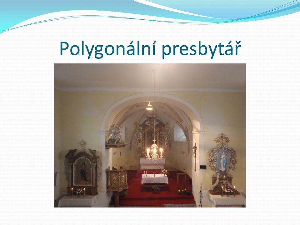 Polygonální presbytář