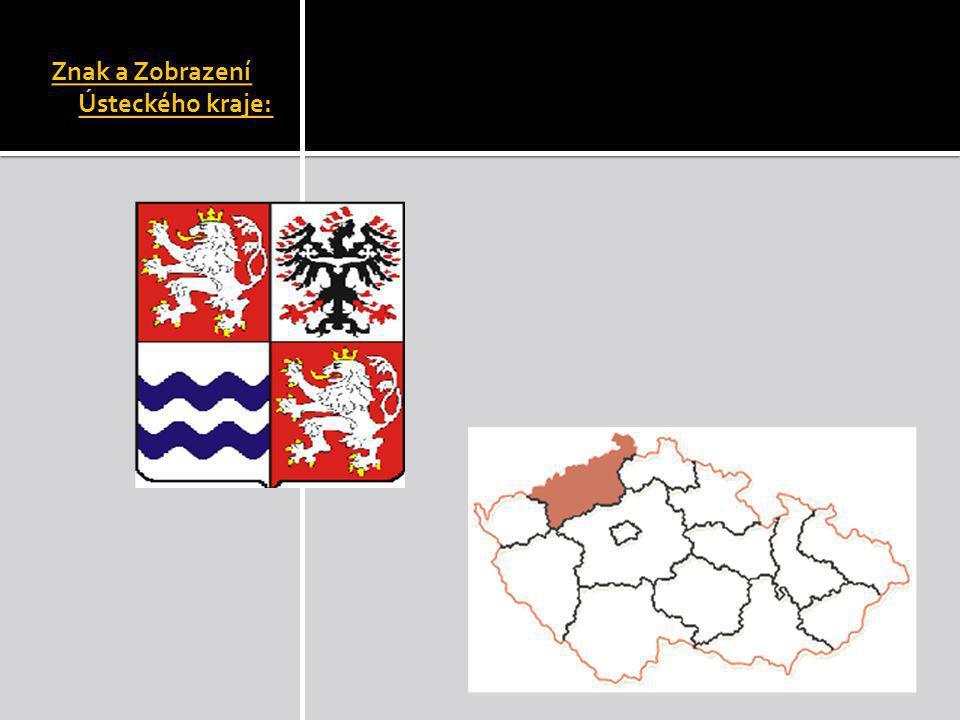 POLOHA:  Leží na Severozápadě Čech.