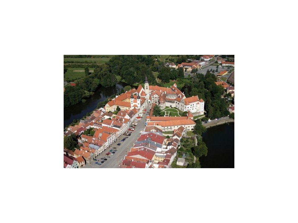 Litomyšl - Zámek a zámecký areál (na Seznam UNESCO zapsáno v roce 1999) Renesanční zámek z druhé poloviny 16.