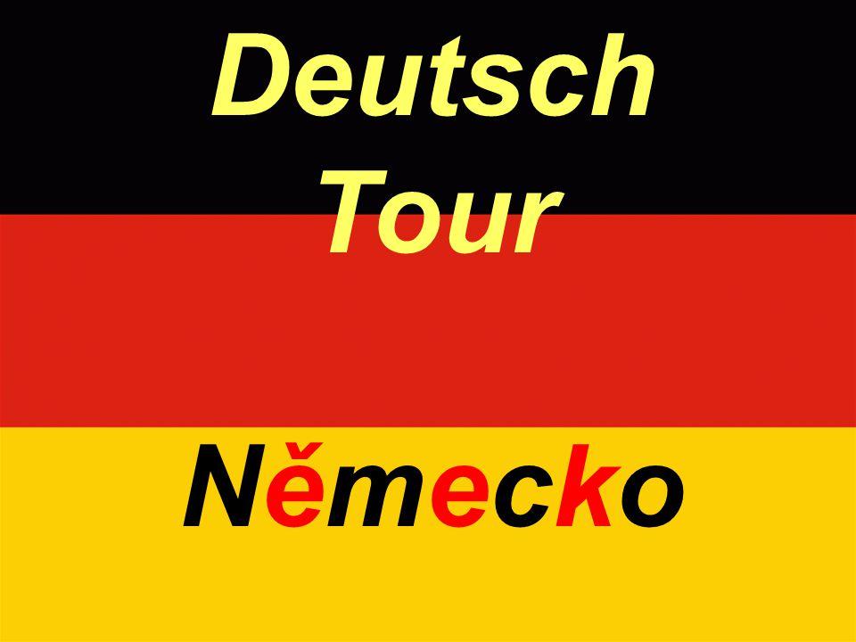 Deutsch Tour Německo