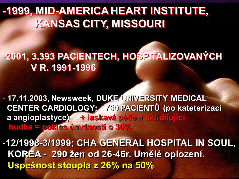 -1999, MID-AMERICA HEART INSTITUTE, KANSAS CITY, MISSOURI -1999, MID-AMERICA HEART INSTITUTE, KANSAS CITY, MISSOURI -2001, 3.393 PACIENTECH, HOSPITALI