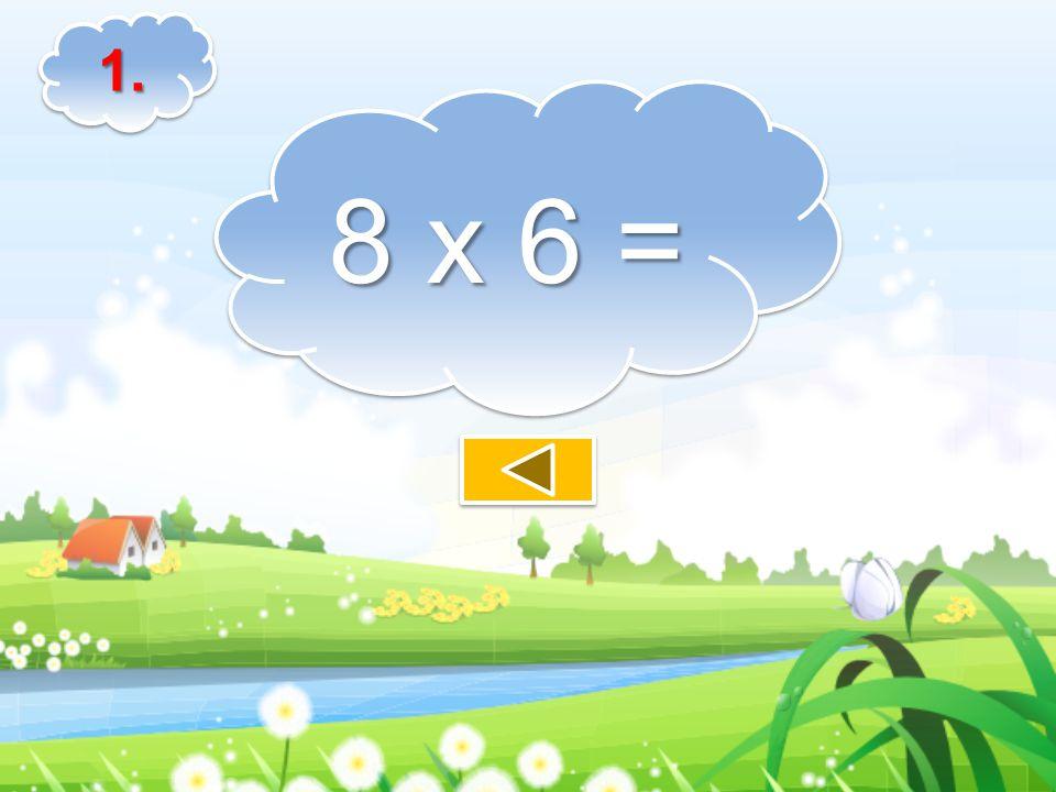 1010 2424772525 66 993030 99442828 3636886464424266 54547777 99 4848 Klikni na libovolné číslo, objeví se příklad, který si vypočítej. Pro kontrolu kl