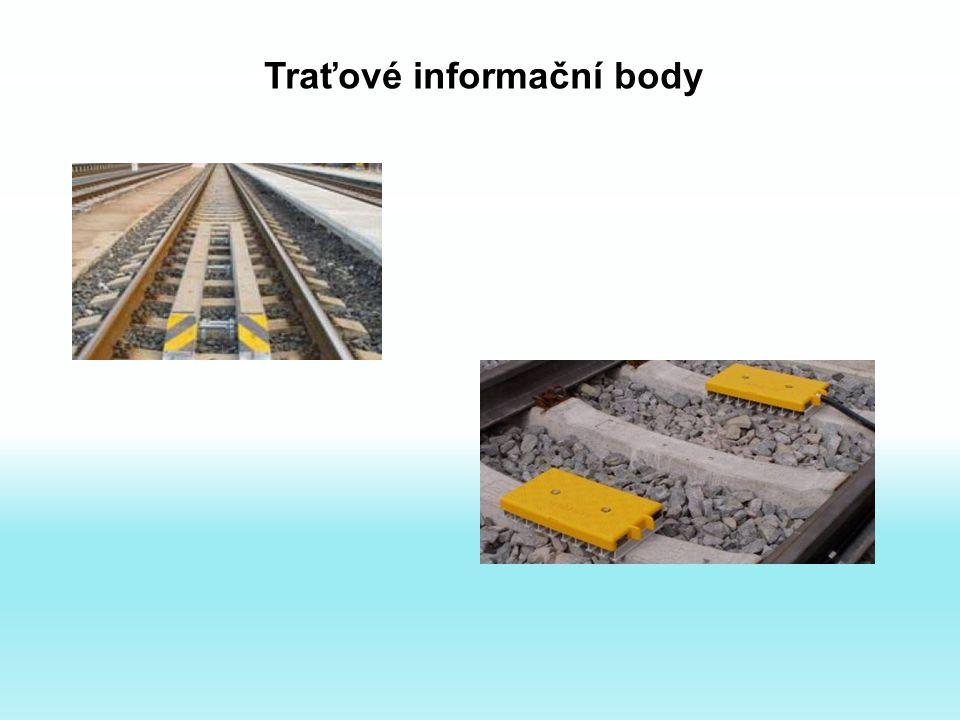 Traťové informační body