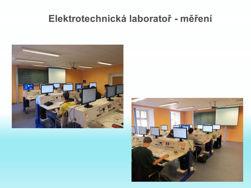 Elektrotechnická laboratoř - přístroje