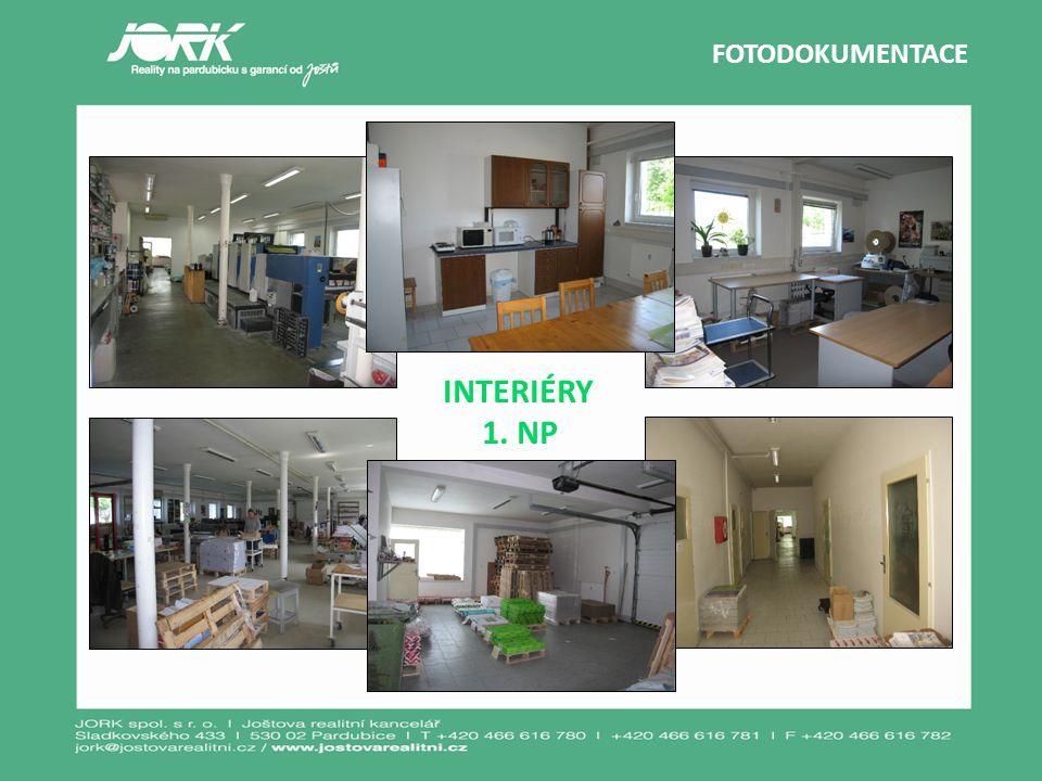 FOTODOKUMENTACE INTERIÉRY 2. NP
