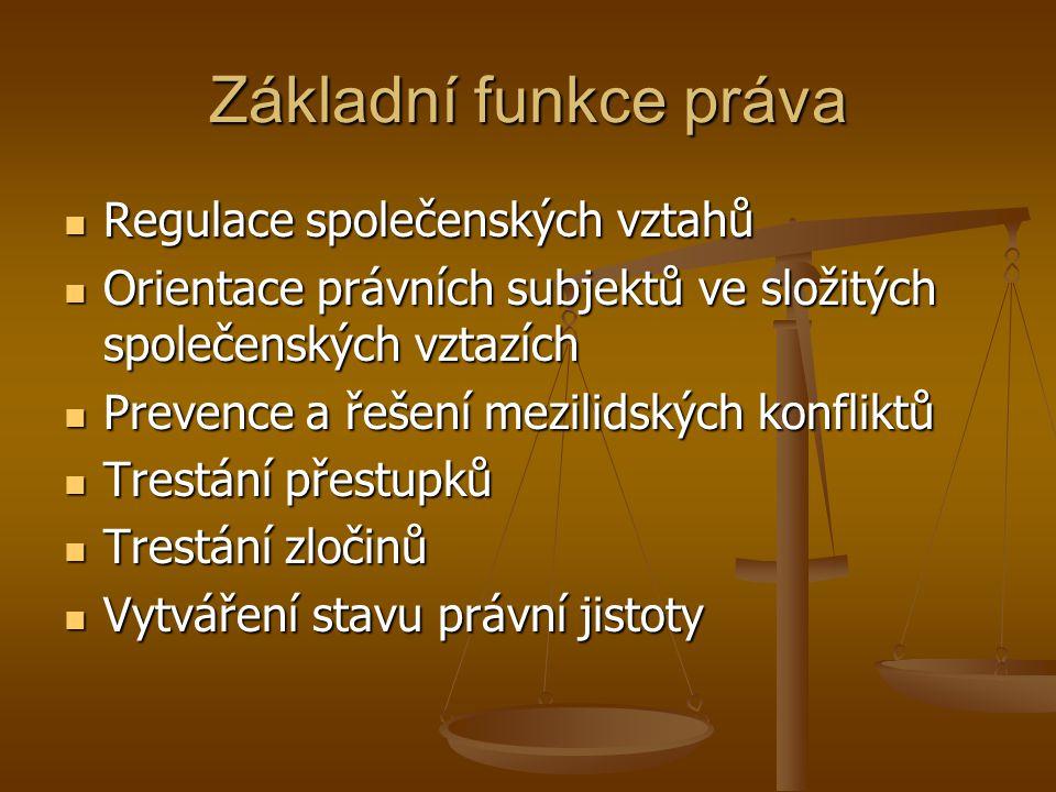 SOUSTAVA SOUDŮ OBECNÉ SOUDY: OBECNÉ SOUDY: NEJVYŠŠÍ SOUD (Brno) NEJVYŠŠÍ SOUD (Brno) VRCHNÍ SOUDY (Praha, Olomouc) VRCHNÍ SOUDY (Praha, Olomouc) KRAJSKÉ SOUDY KRAJSKÉ SOUDY OBECNÉ SOUDY OBECNÉ SOUDY Mimo hierarchii obecných soudů stojí ÚSTAVNÍ SOUD ČR (Brno)!!!.