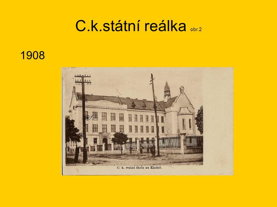 C.k.státní reálka obr.2 1908