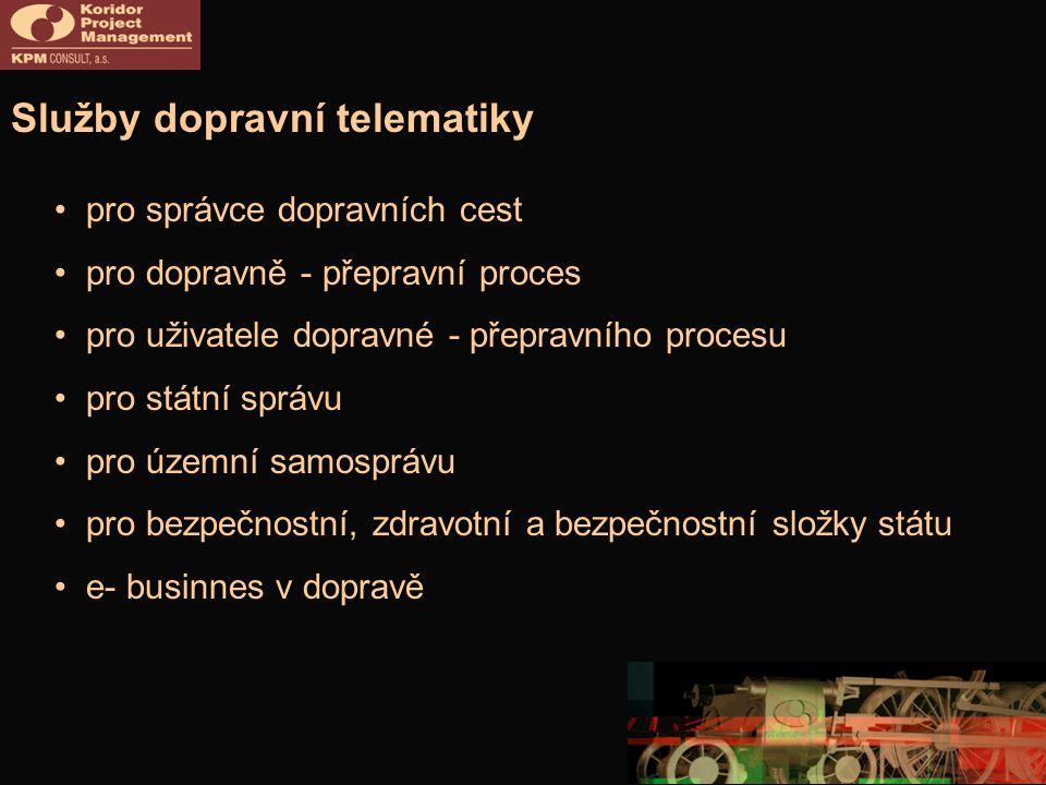 Pilot Ostrava specifikace Zadavatel: MD - Ing.Pichl Martin Řešitel: ČVUT FD - Doc.