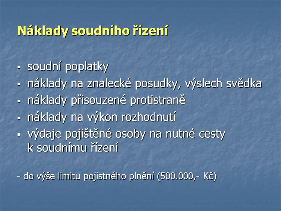 Základní produkt Varianty: ŘIDIČ ŘIDIČ AUTO AUTO RODINA RODINA Dokumenty:  VPP M-950/06 tiskopis č.