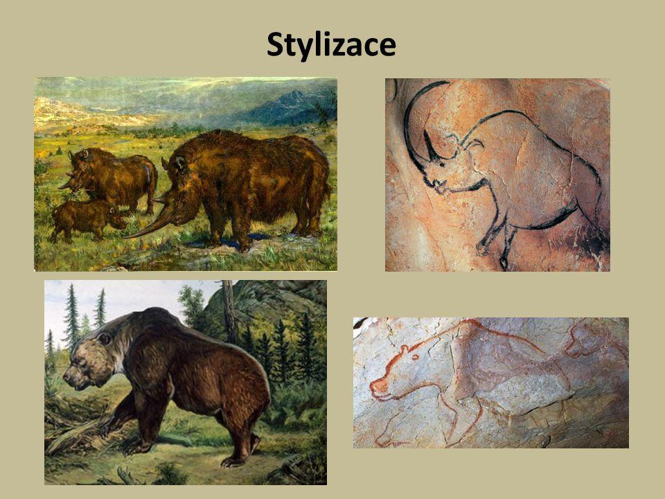 Motivace Nejčastěji se vysvětluje loveckým kultem (oštěpy a šípy v tělech zvířat), kult plodnosti, magie