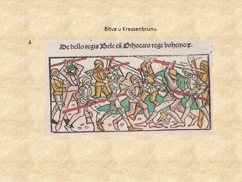 4 Bitva u Kressenbrunu