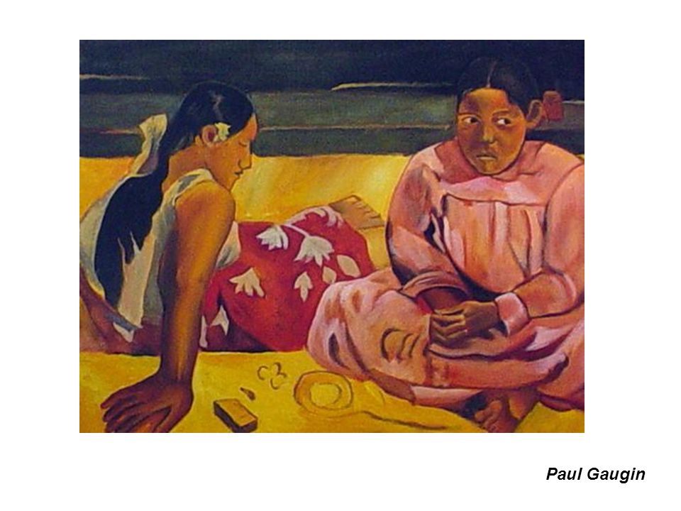 Paul Gaugin
