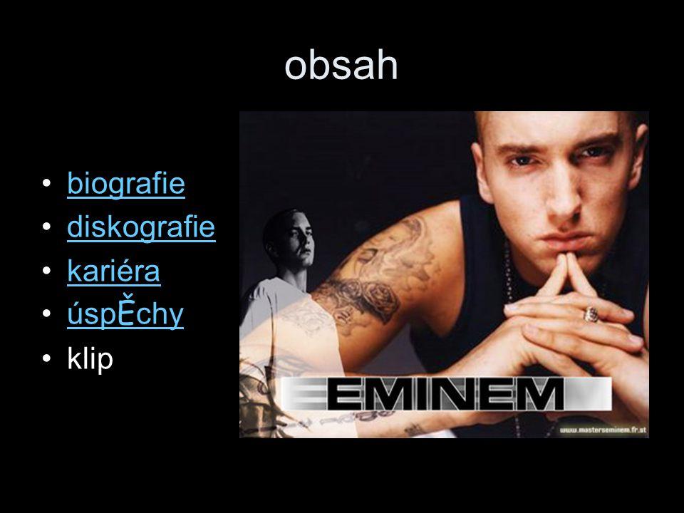 obsah biografie diskografie kariéra úsp Ě chyúsp Ě chy klip