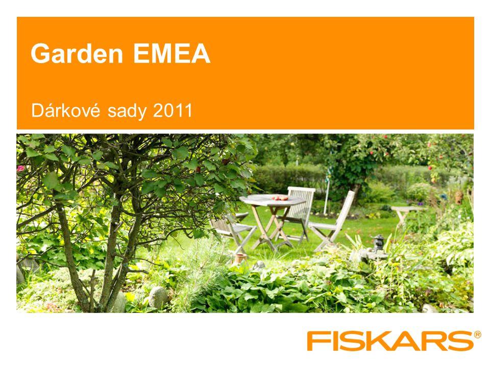 Garden EMEA Dárkové sady 2011