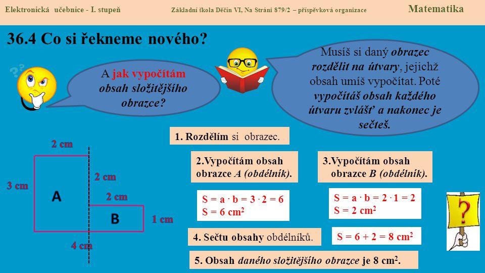 36.5 Procvičení a příklady Elektronická učebnice - I.