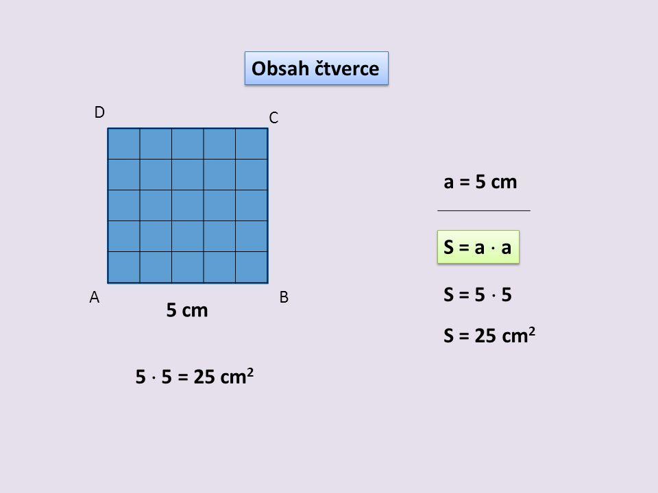 Obsah pravoúhlého trojúhelníku 4 cm 5 cm Obsah pravoúhlého trojúhelníku je obsah poloviny příslušného obdélníku.