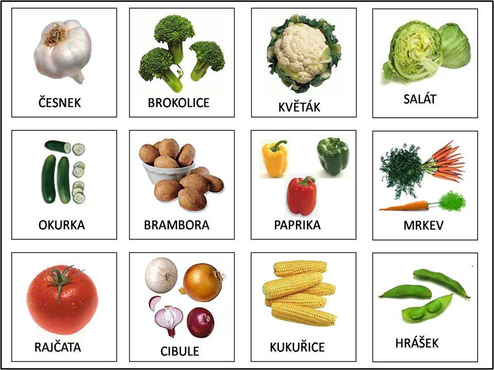 Zelenina ve stravování : Čerstvá zelenina patří mezi ochranné potraviny pro vysoký podíl vitamínů a minerálních látek.