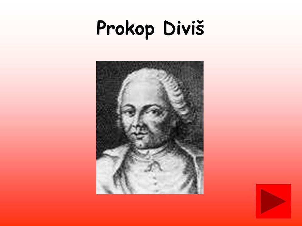 Prokop Diviš