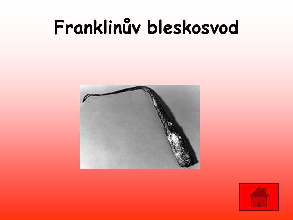 Franklinův bleskosvod