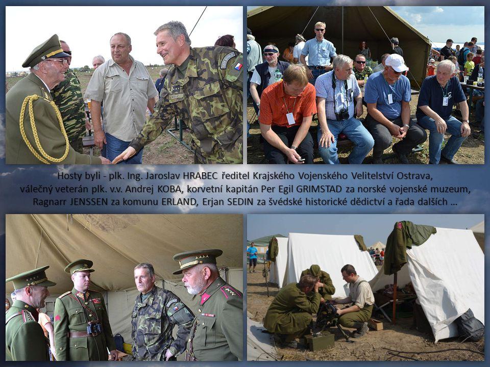 ČsOL Jednota MSK ve spolupráci s Klubem vojenské historie Opava uspořádala VELKOU VZPOMÍNKOVOU AKCI VĚNOVANOU OSLAVĚ 100.