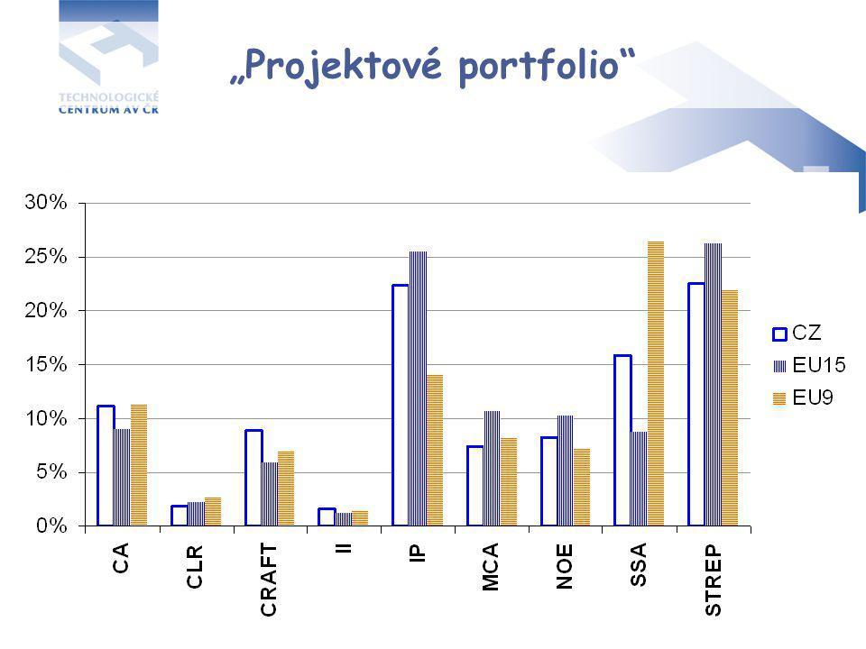 """""""Projektové portfolio"""