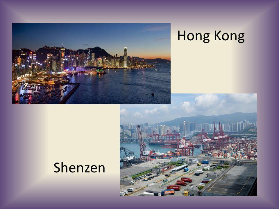 Hong Kong Shenzen