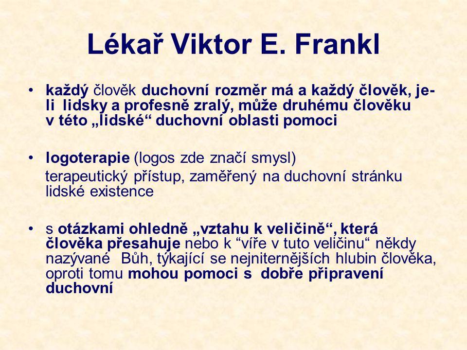 Lékař Viktor E.