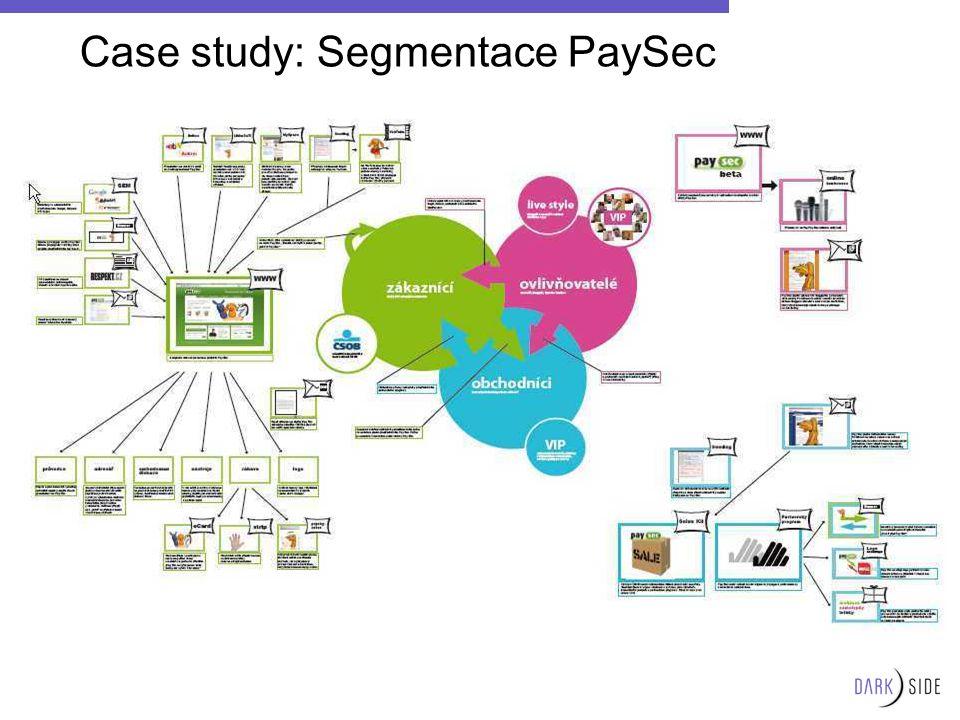 Case study: Segmentace PaySec