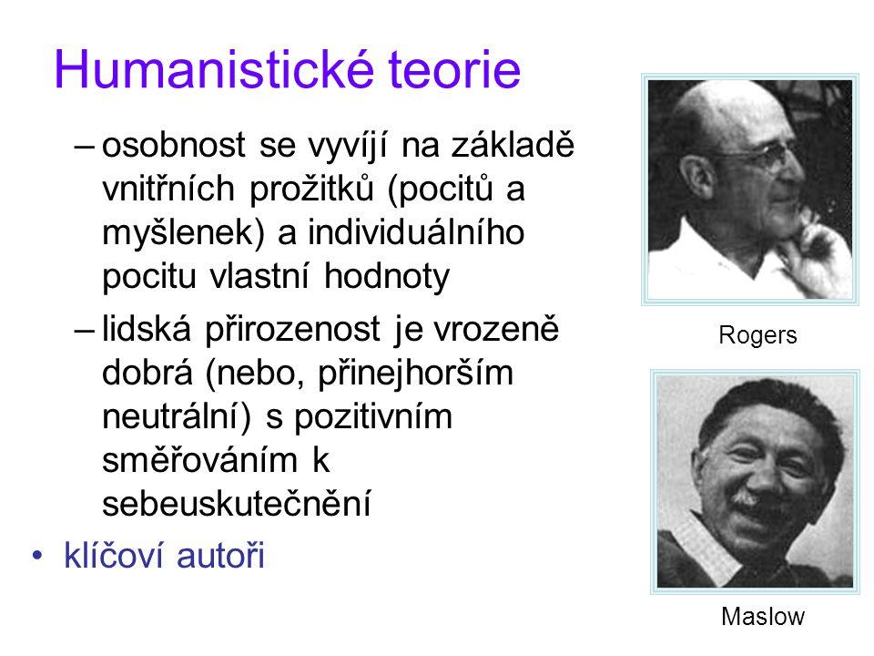 Integrace osobnosti Já (jáství).W.