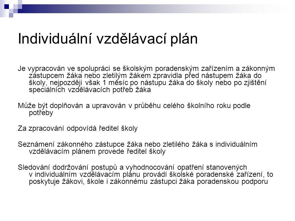 Poruchy autistického spektra SPC, Trnovanská 1331, Teplice Narušená komunikační schopnost SPC, Dalimilova 2, Litoměřice (detašované pracoviště SPC Šaldova 6) SPC, Lidická ul.